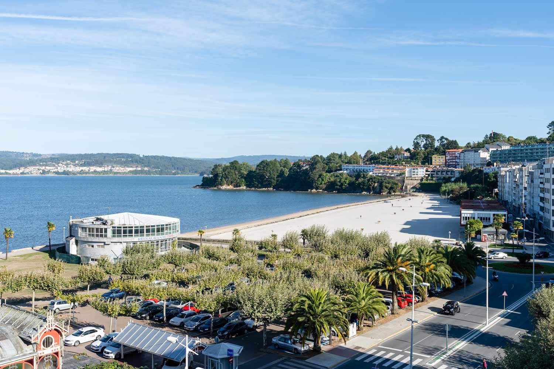 Panorámica hacia playa de Sada_aparcamiento_playas_terraza